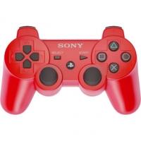CONTROLE PS3 ORIGINAL RED