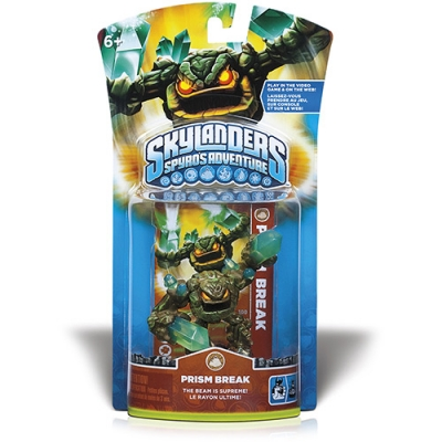 Skylanders Sa Prism Break Character Pack - Wii/PC/PS3/3DS e Xbox360