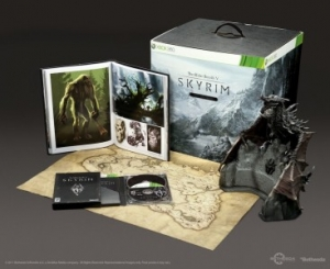 The Elder Scrolls V: Skyrim Collector's Edition - Xbox
