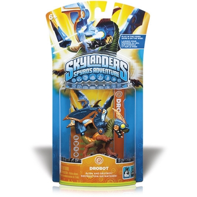 Skylanders Sa Drobot Character Pack - Wii/PC/PS3/3DS e Xbox360