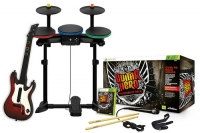 GUITAR HERO WARRIORS OF ROCK SUPER BUNDLE XBOX360