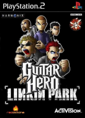 Guitar Hero Linkin Park