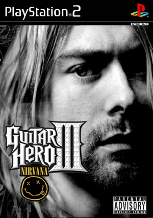 Guitar hero nirvana