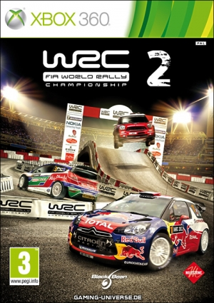 WRC 2 FIA World Rally
