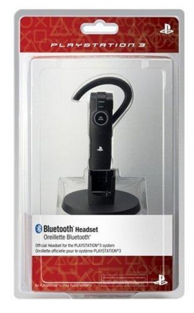Wireless Headset PS3