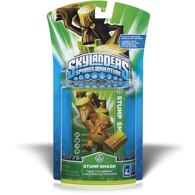 Skylanders Sa Stum P Smash Character Pack - Wii/PC/PS3/3DS e Xbox360