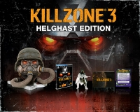PS3 - Killzone 3 Helghast Edition