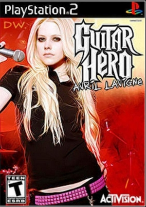Guitar hero da Avril lavigne