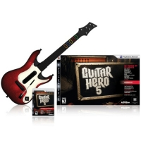 GUITARRA GUITAR HERO 5 PS3