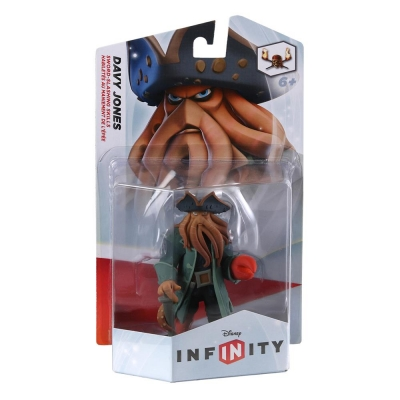 Disney Infinity - Personagem Individual - Davy Jones