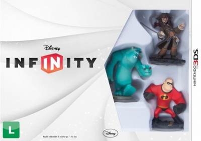 Disney Infinity - Kit Inicial - 3ds