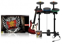 GUITAR HERO WARRIORS OF ROCK SUPER BUNDLE PS3