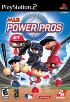 MLB Power Pros 2009