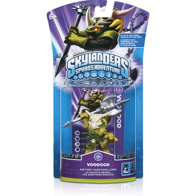 Skylanders Sa Voodood Character Pack - Wii/PC/PS3/3DS e Xbox360