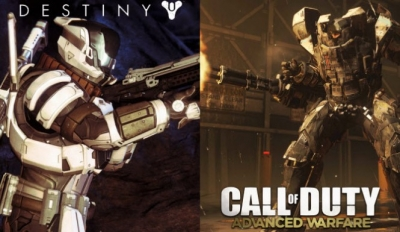 Destiny e Call of Duty: Advanced Warfare são os games mais vendidos do ano nos EUA